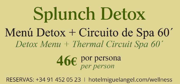 Splunch Detox