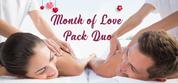 Month of Love - Pack Duo